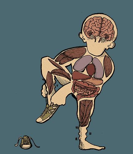 Anxious&Afraid Internal Body