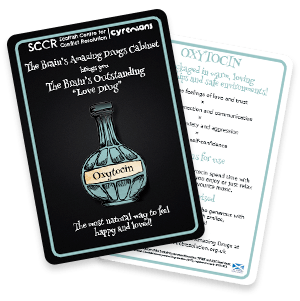 Oxytocin card