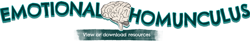 Emotional Homunculus - Downloadable Resources