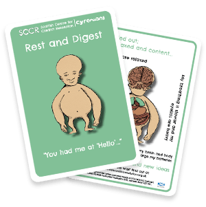 Rest and Digest card