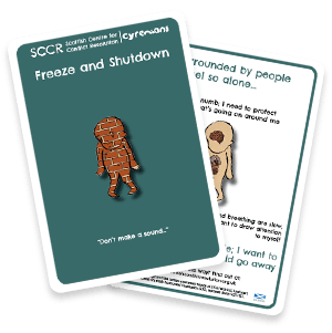 Freeze and Shutdown card